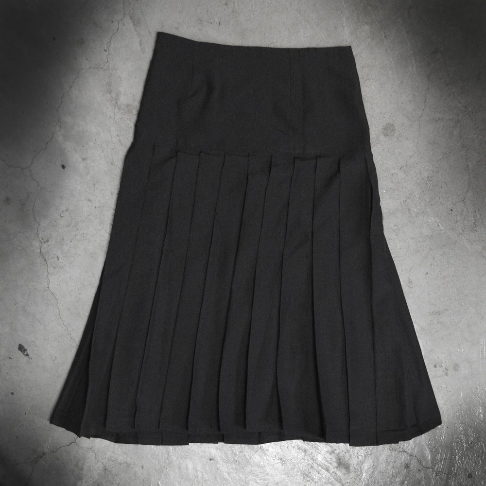Image of BLACK WHALE SKIRT
