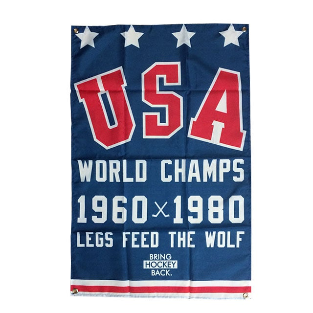 Image of Team USA Flag  [Free Shipping]