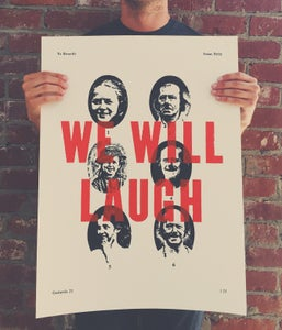 Image of We Will Laugh
