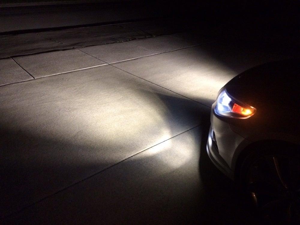 Complete Led Fog Light Kit Fits Volkswagen Cc 2015 R Line