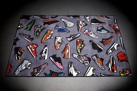 Image of Sneaker Grail Rug
