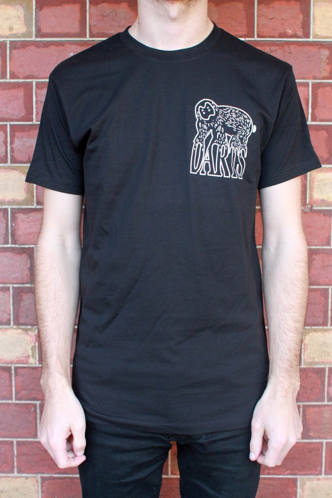 Image of Black Darts Tee