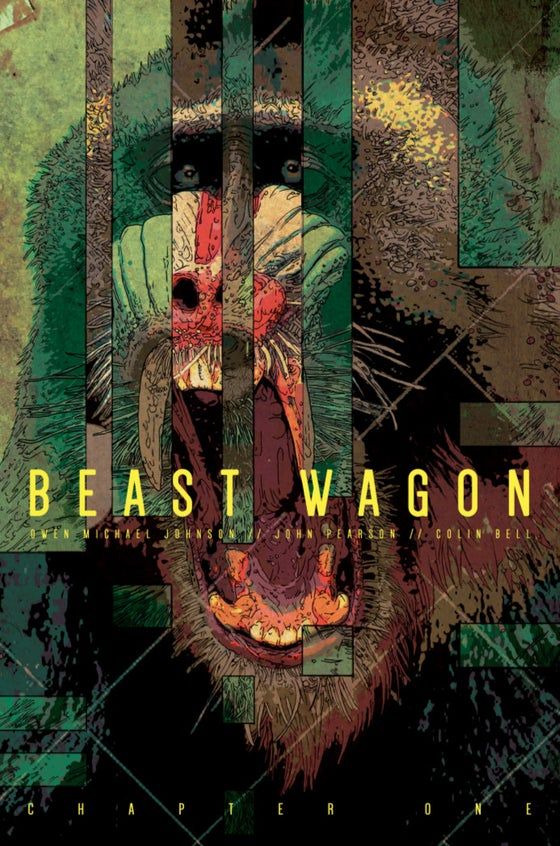 Image of BEAST WAGON #1