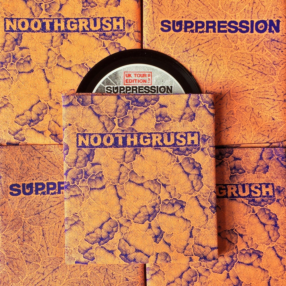 "Image of NOOTHGRUSH / SUPPRESSION split 5"""