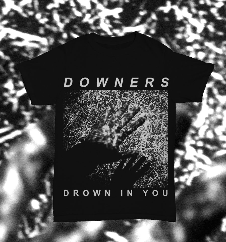 """Image of """"Drown In You"""" Black T-Shirt"""
