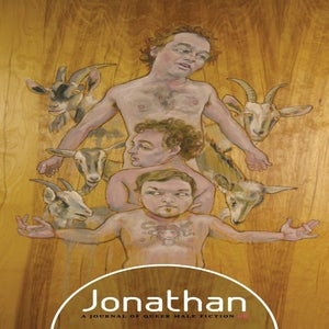 Image of Jonathan Issue 08: A Journal of Queer Male Fiction