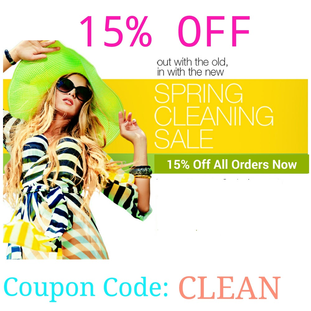 Image of 15% Off Coupon Code:CLEAN