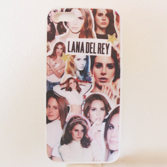 Image of LANA DEL REY COLLAGE