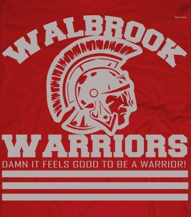 Image of Walbrook Warriors High School Spirit