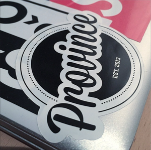 Image of Province Stickers