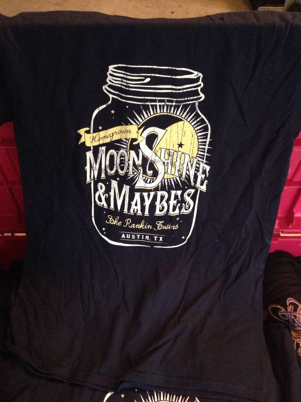 Image of Moonshine Tshirt