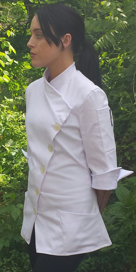 Image of Yasmeen chef Jacket