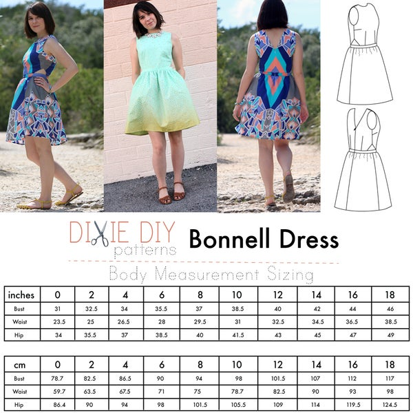 Image of Bonnell Dress