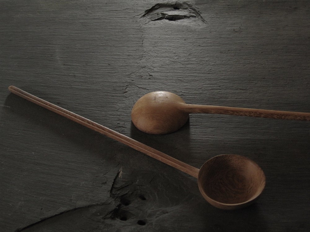 "Image of FULL MOON SPOON - 33 CMS (13"")"