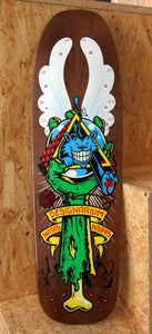 "Image of Natas Kaupas ""1991"" skateboard deck"