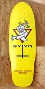 "Image of Natas Kaupas ""Pig"" skateboard deck"