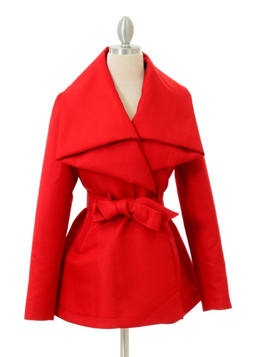 Image of Red Jacket Lush