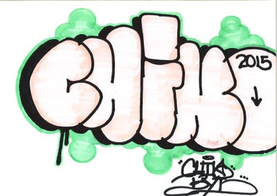 Image of CHINO BYI : CLASSIC THROWIE (3 of 3 )