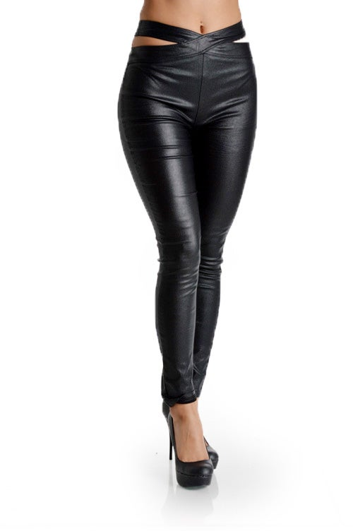 Image of Faux Leather Lush