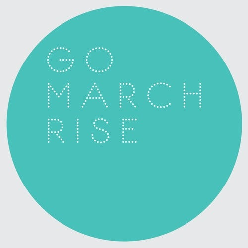 "Image of Go March - Rise EP2 (limited 12"")"
