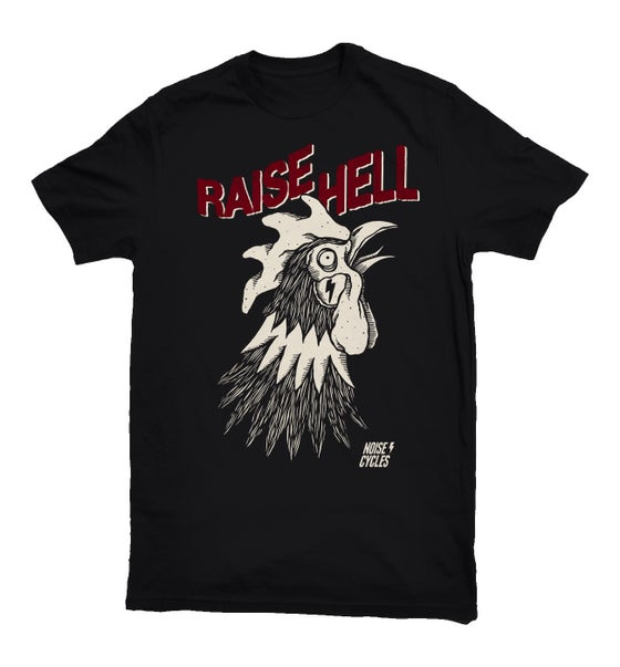 Image of RAISE HELL - Black