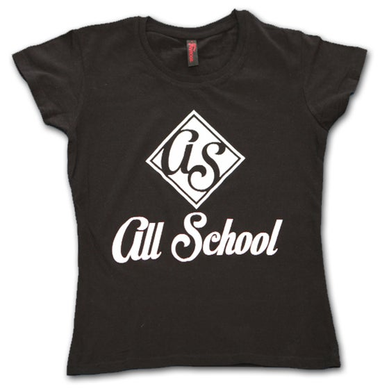 Image of Tee Shirt All School Femme