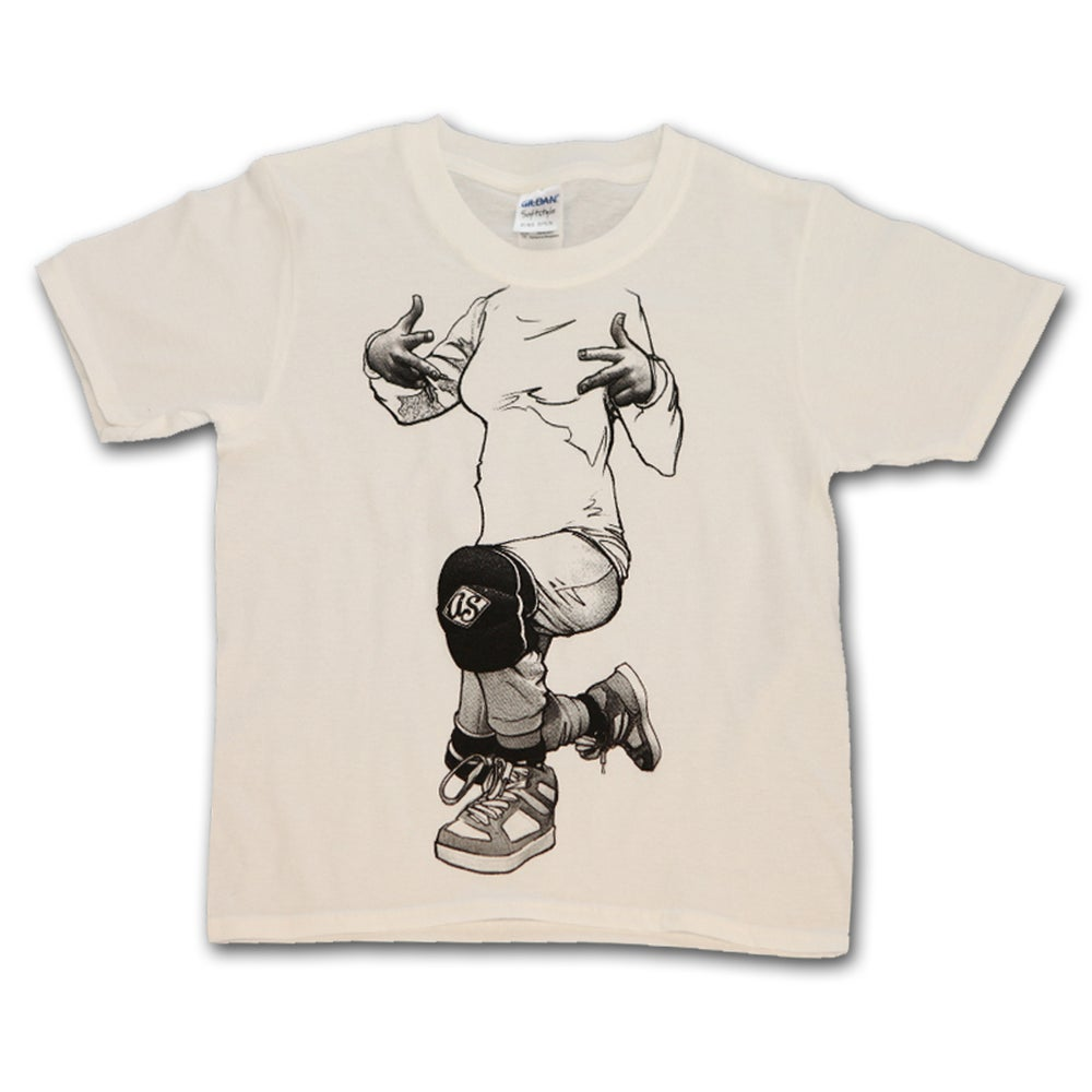 Image of Tee Shirt B-Girl Fille