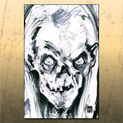 Image of Crypt Keeper - Print from original markers