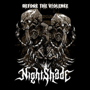 Image of Before the violence / EP - NightShade