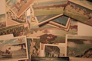 Image of Vintage Postcards