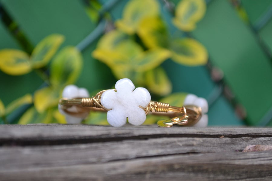 Image of Flower Bangle