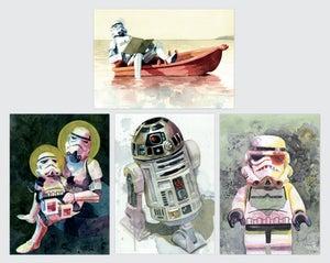 Image of Star Wars Postcard Set