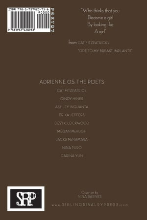 Image of Adrienne Issue 05: A Poetry Journal of Queer Women