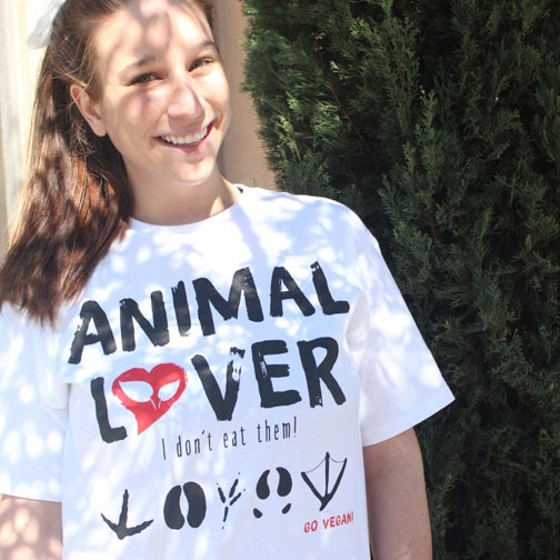 Image of Animal Lover - White