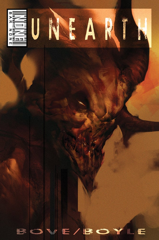 """Image of """"UnEarth"""" One Shot (Comic Book)"""