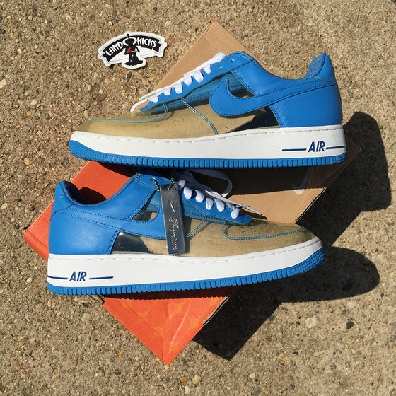 Image of Nike Air Force 1 Premium 'Invisible Woman'