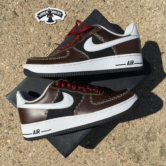 Image of Nike Air Force 1 Premium UT 'Untold Truth'