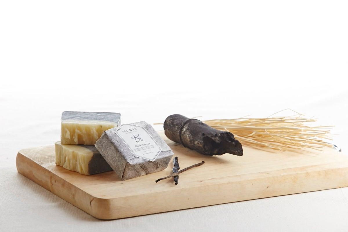 Image of Black Vanilla