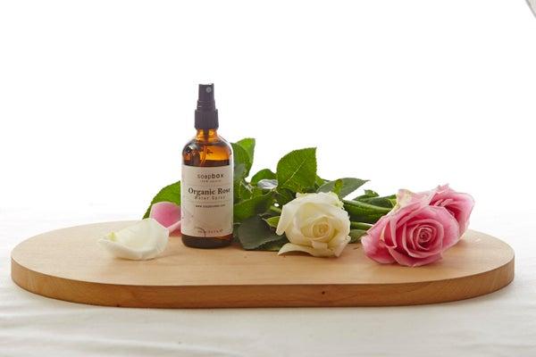 Image of Organic Rose Water Spray (Toner)