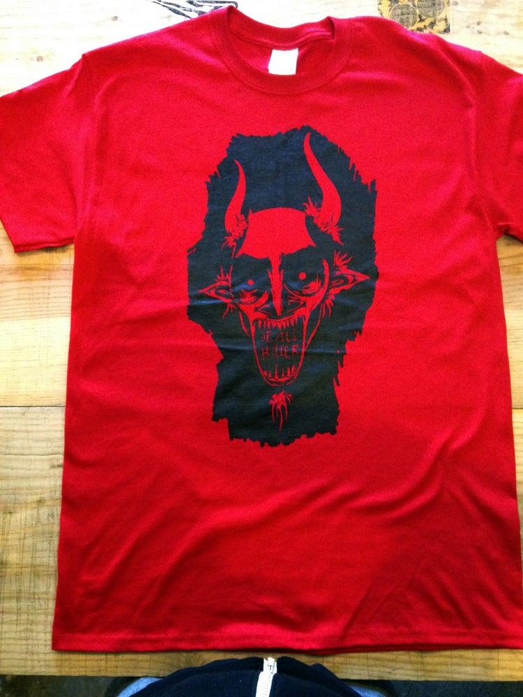 Image of Devils Holler T-Shirt