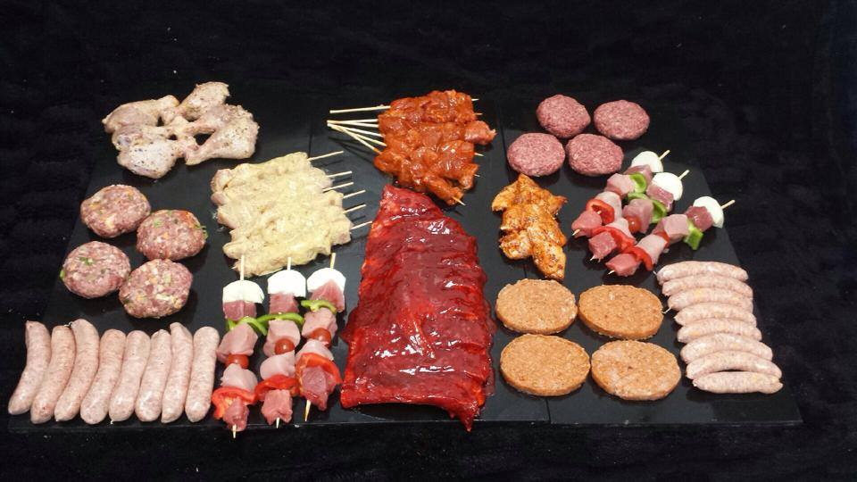 Image of Barrons Medium BBQ Pack