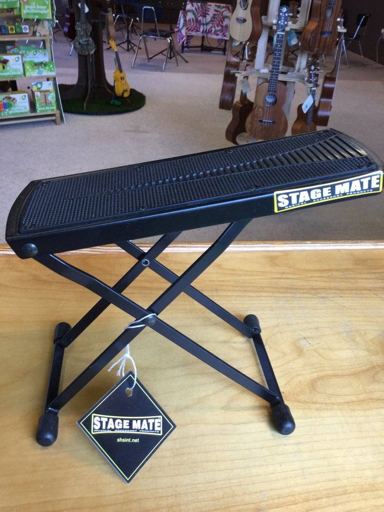 Image of Stage Mate Folding Foot Stool