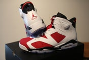"Image of Air Jordan Retro 6 ""Carmine"" (Coming Soon?)"