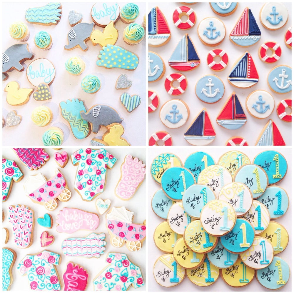 Image of Cookies - Custom Order for TRACEY