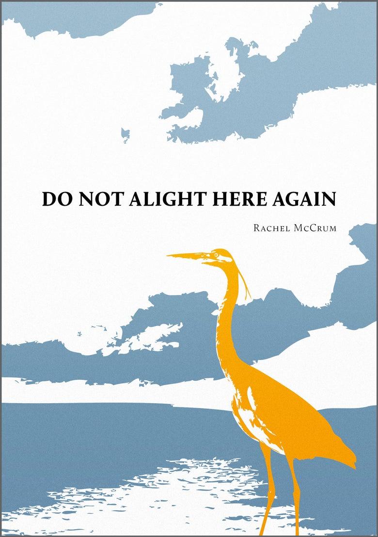 Image of Do Not Alight Here Again