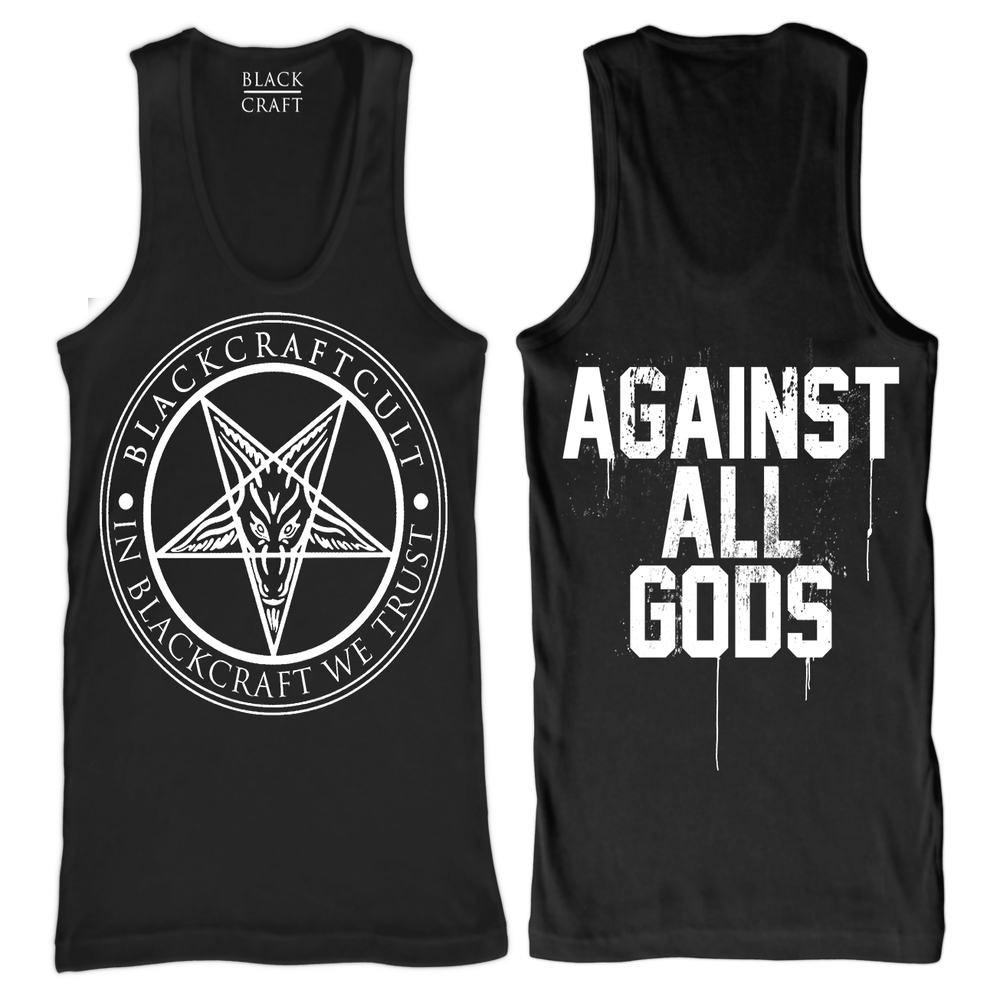 Image of Against All Gods - Tank Top