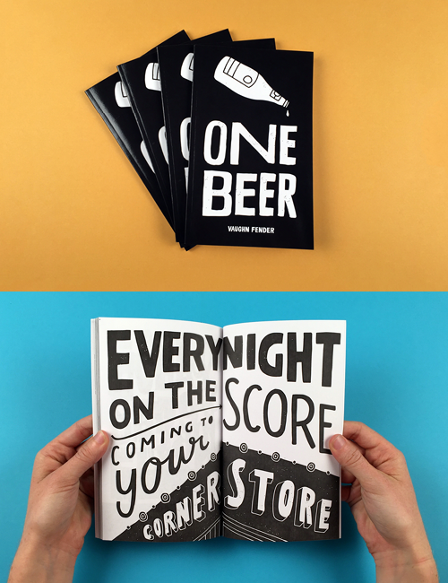 "Image of ""One Beer Zine"""