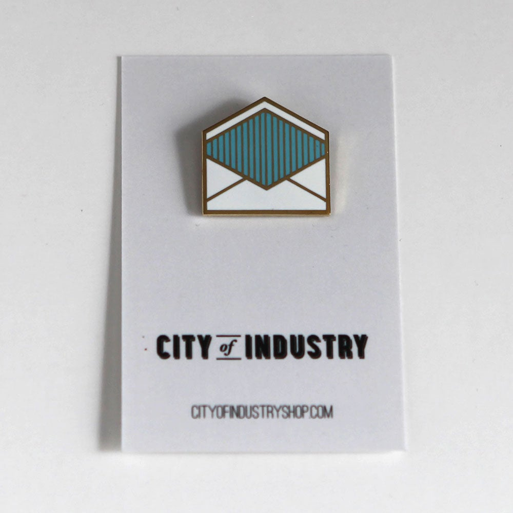 Image of Envelope Pin