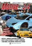 Image of Motive DVD #24 - Tokyo Autosalon Tour Special
