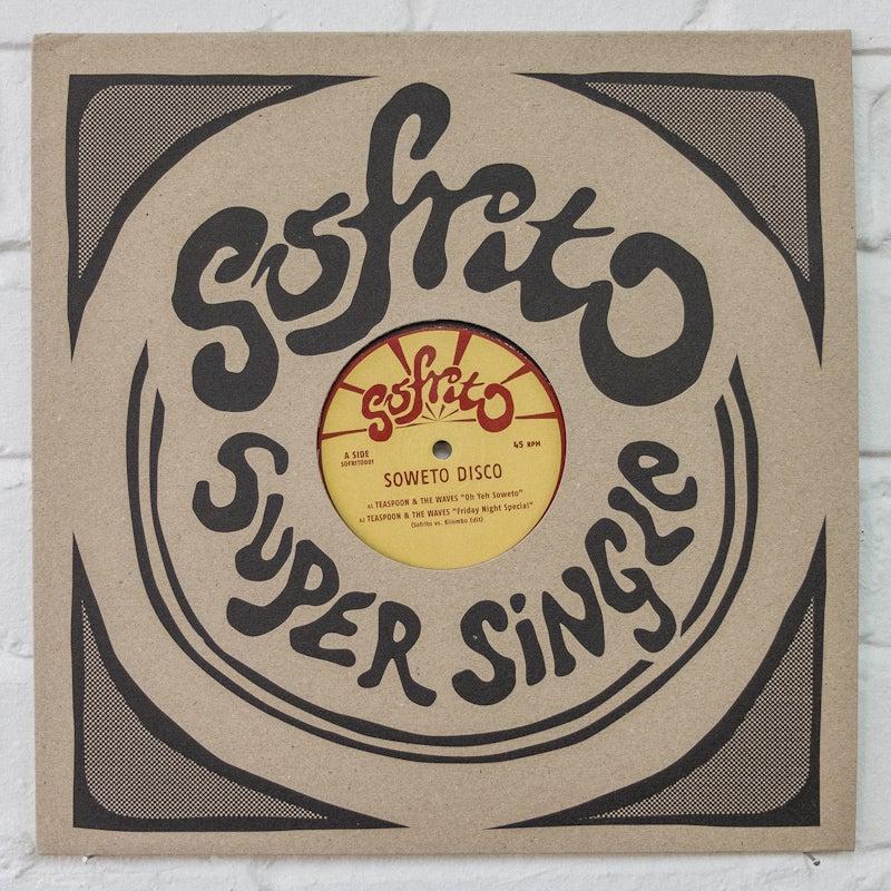 Image of Super Single // Soweto Disco EP